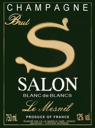 Salon Le Mesnil Blanc de Blanc