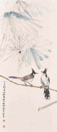 Birds and Spider