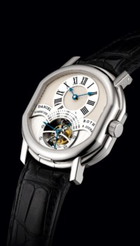 PATEK PHILIPPE. A STAINLESS STEEL AUTOMATIC WRISTWATCH WITH POWER RESERVE, DATE, MOON PHASES AND BRACELET