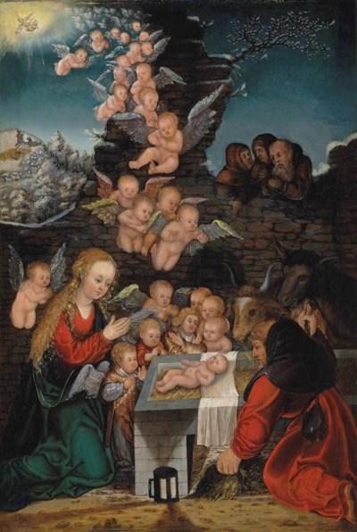 Studio of Lucas Cranach I (Kro