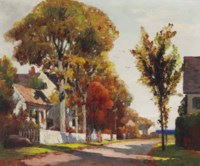 Country Lane, Rockport
