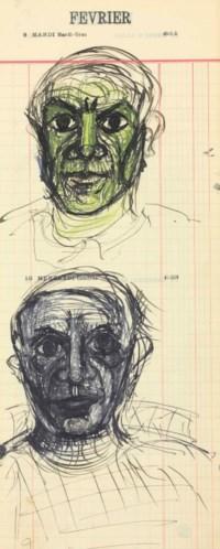 Etude de Picasso