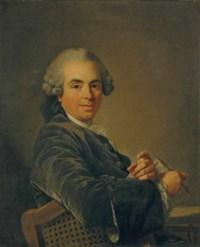 Portrait de Charles-Nicolas Cochin