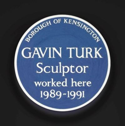 Gavin Turk (b. 1967)