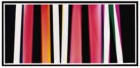 Black Curl, (CMY/ Five Magnet: Irvine, California, March 25th 2010, Fujicolor Crystal Archive Super Type C, Em no. 165-021) Inv#WB-10635)