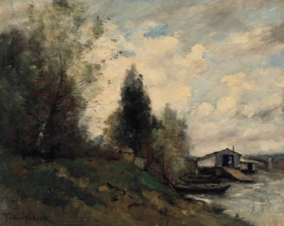 Paul Desire Trouillebert (Fren