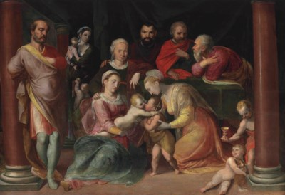 Studio of Frans Floris (Antwer