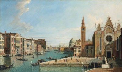 Follower of Antonio Canal, il