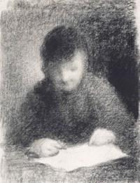 Enfant lisant