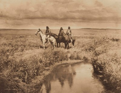 Edward Sheriff Curtis (1858-19