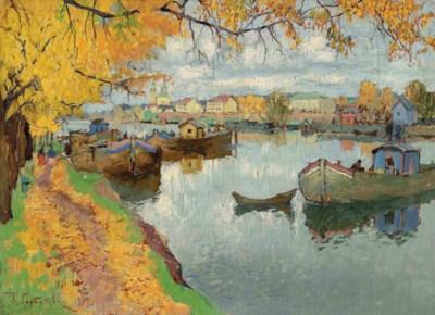 Konstantin Gorbatov (1876-1945