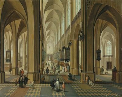Pieter Neefs II (Antwerp 1620-