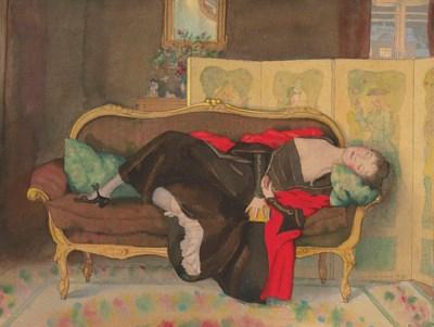 Konstantin Somov (1869-1939)