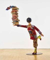 Boy Balancing Knowledge II