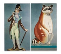 The Dandy and Raccoon