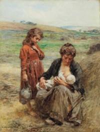 La têtée ou La jeune mère
