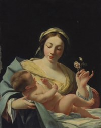 The Virgin and Child of the Rose