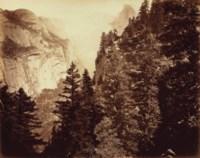 Tenaya Canyon: Valley of the Yosemite, 1872