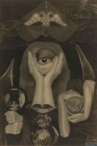 Self-Observation, Aveux non avenus (planche I), 1929-1930