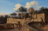 A capriccio view of Arnhem