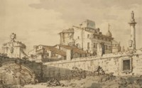 An architectural capriccio