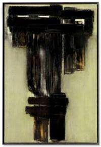 Peinture 195 x 130 cm, 3 février 1957