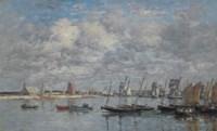 Camaret, le port