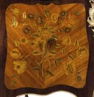 A LOUIS XV ORMOLU-MOUNTED TULI