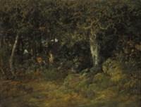 Le chêne de roche