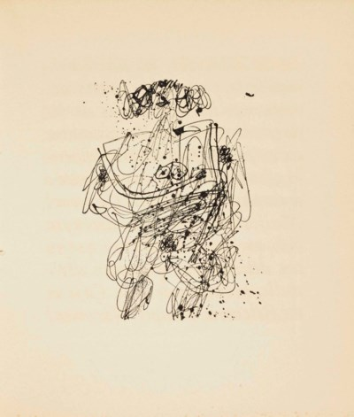 [DUBUFFET, Jean (1901 – 1985)]