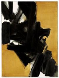 Peinture 130 x 97 cm, 27 août 1963