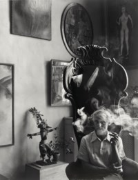 Max Ernst, New York City, 1942