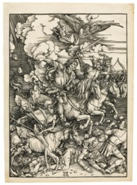 The Four Horsemen of the Apocalypse, from: The Apocalypse