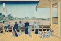 "Gohyaku Rakanji Saizaido (The Sazai Hall of the temple Gohyaku Rakanji, ""Five Hundred Arhat temple"")"