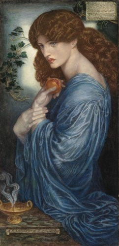 Dante Gabriel Rossetti (Britis