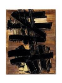 Peinture 65 x 50 cm, 1957