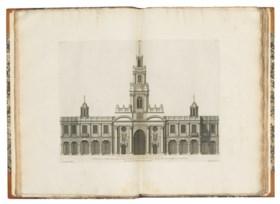 CAMPBELL, Colen (fl. 1715-1729). Vitruvius Britannicus, or t