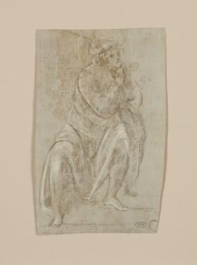 ENTOURAGE DE   FILIPPINO LIPPI (PRATO 1457-1504 FLORENCE)