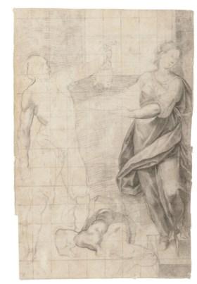 GIROLAMO MUZIANO (BRESCIA 1528-1592 ROME)