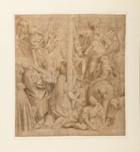 SUIVEUR DE GAUDENZIO FERRARI (VALDUGGIA VERS 1475-1546 MILAN