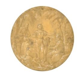 JACOPO LIGOZZI (VERONE 1547-1627 FLORENCE)