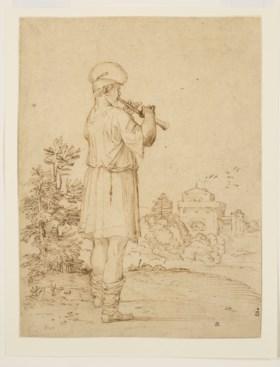 GIOVANNI FRANCESCO GRIMALDI (BOLOGNE 1606-1680 ROME)