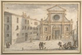 LUCA CARLEVARIJS (UDINE 1663-1730 VENISE)