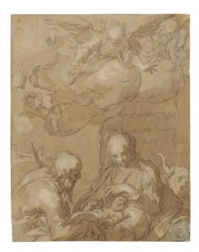 ABRAHAM BLOEMAERT (DORDRECHT1566-1651 UTRECHT)
