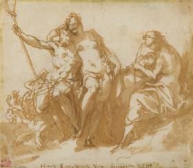HANS ROTTENHAMMER (MUNICH 1564/5-1625 AUGSBURG)