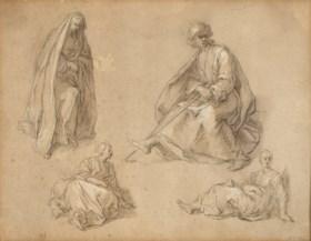 ABRAHAM BLOEMAERT (GORINCHEM 1566-1651 UTRECHT)