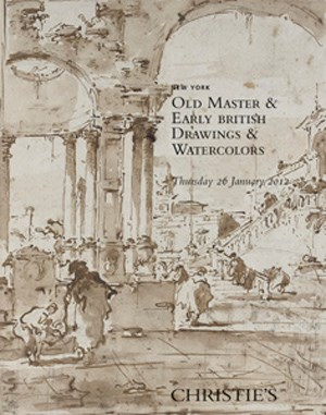 Old Master & Early British Dra auction at Christies