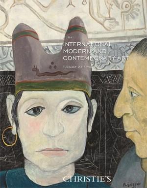 International Modern & Contemp auction at Christies