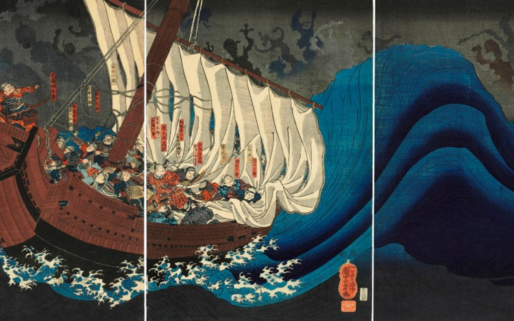 From Artist to Woodblock: Japanese Prints Online