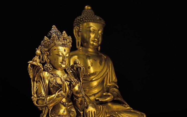 Buddhist Art Under the Empire